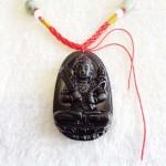 S6340 2 phat hu khong tang bo tat thach anh den 2 150x150 Phật bản mệnh đá hắc ngà tuổi sửu  dần S6340 2