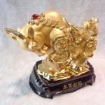 H398G trau vang lon 4 150x150 Trâu vàng khoác tiền lớn H398G