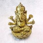 D263 phat dau voi 2 150x150 Tượng Phật đầu voi trên đài sen D263