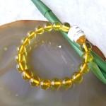 S6355 10551 chuoi ho phach hat vang trong A 1 150x150 Chuỗi Hổ Phách hạt vàng trong A++ S6355 S4 10551