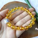 S6355 10551 chuoi ho phach hat vang trong A 4 150x150 Chuỗi Hổ Phách hạt vàng trong A++ S6355 S4 10551