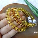 S6357 3176 chuoi ho phach hat dia nau vang trong A 1 150x150 Chuỗi Hổ Phách hạt đĩa nâu vàng trong A S6357 S4 3176