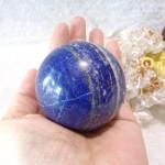 M182 1803 Qua cau ngoc lam 3 150x150 Quả cầu ngọc lam (sodalite) xanh đậm M182 1803