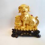 C007A tuong cho vang 150x150 Chó Vàng Ôm Hũ Vàng C007A