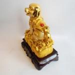 C009A tuong cho vang 2 150x150 Chó Vàng Trên Bao Tải Vàng C009A