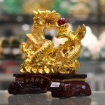 c076a rong vang 2 150x150 Rồng Vàng Phun Châu Như Ý C076A