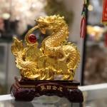 c077a rong vang phun ngoc 150x150 Rồng Vàng Phun Châu Đồng Tiền C077A