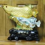 c090a ca kim long vang bac 150x150 Cá vàng cá bạc lướt sóng C090A