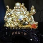 c134a di lac vang 150x150 Phật di lạc ôm đồng tử C134A