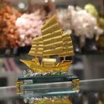 c189a thuyen vang hop kim 150x150 Thuyền buồm vàng bạch kim C189A