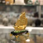 c190a thuyen cho vang nho 1 150x150 Thuyền vàng bạch kim đế thủy tinh C190A