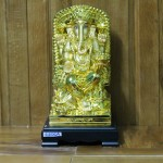 c206a than voi 150x150 Phật đầu voi vàng lớn C206A
