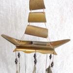 CG1233 3 150x150 Chuông gió thuyền buồm 6 chuông CG1233
