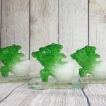 ln085 bap cai nho 1 150x150 Bắp cải xanh ngọc nhỏ trên đế thủy tinh LN085