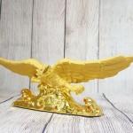 ln218 dai bang kim sa 150x150 Tượng đại bàng kim sa vàng tung cánh LN218