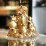 D293 gia dinh chuot 1 150x150 Hoàng gia ngũ tí trên tiền vàng D293