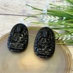 S6844 13 150x150 Phật bản mệnh đá hắc ngà lớn    Tý (Thiên Thủ Thiên Nhãn) S6844 1