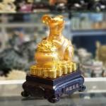tm008 chuot vang om lu vang 2 150x150 Chuột vàng ôm lư vàng trên đống vàng TM008