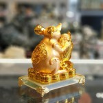 tm019 chuot vang om bap vang 1 150x150 Chuột đế thuỷ tinh ôm bắp vàng TM019